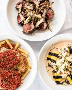 Read more about the article It's Father's Day Weekend, So Yes Dad We Can Order 3 Entrees for Just Us // Rese… – Stefano's Restaurant LBI