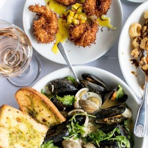 Read more about the article Cheers to a Weekend of Getting Back Together & Ordering All the Favorites! // We… – Stefano's Restaurant LBI