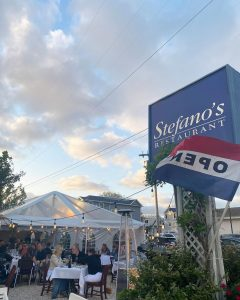 Read more about the article September, You Are So Good To Us // Open Daily at 4, Closed on Tuesdays… – Stefano's Restaurant LBI