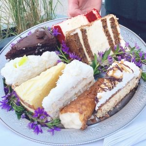 Read more about the article Dessert Tray in the Wild    Thanks for the Love     Weekly Reservations Up On Op… – Stefano's Restaurant LBI