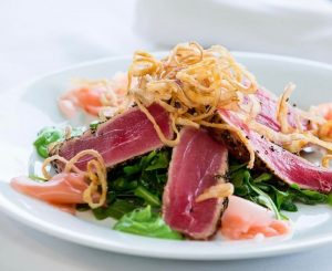 We've Had an Overwhelming Call Out For Our Seared Tuna to Be On Our quarantine T… – Stefano's Restaurant LBI